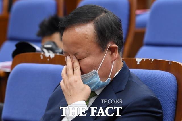 전략가로 통하는 김재원 전 미래통합당(현 국민의힘) 의원은 안 대표가 기호 2번으로 출마할 가능성은 -200%라며 단일화에 부정적 인식을 드러냈다. /더팩트 DB