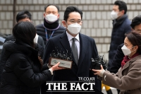[TF사진관] 이재용 '2년 6개월 실형',  국정농단 의혹부터 파기환송심까지 4년의 시간