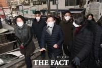 [TF사진관] 도시재생 현장 찾은 나경원