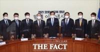 [TF포토] '새해 첫 고위당정협의'