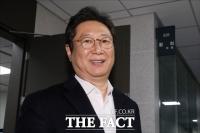 [TF사진관] 소감 전하는 황희 문체부 장관 내정자
