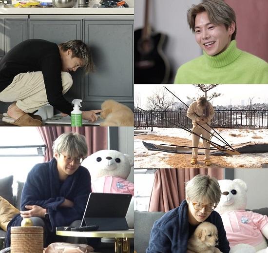 배우 박은석이 22일 방송 예정인 MBC 나 혼자 산다에 출연해 소탈한 일상을 공개한다. /MBC 제공