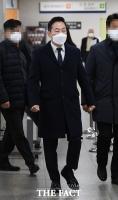 [TF포토] 정봉주 전 의원, 항소심 출석