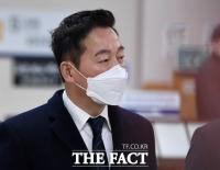 [TF사진관] 항소심 판결 앞둔 정봉주 전 의원