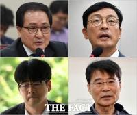 ['文사람들'의 희비 <상>] 유영민·이호승·장하성·탁현민…논란에도 승승장구