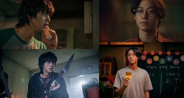 배우 송강(왼쪽)과 이도현이 2020년 넷플릭스 오리지널 시리즈 스위트홈을 통해 주연배우로 자리매김했다. /넷플릭스 제공