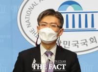재건축 능사 아냐… 조정훈, '삽니다! 서울아파트' 정책 발표 [TF사진관]
