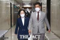 당정협의 참석하는 조성욱-김병욱 [포토]