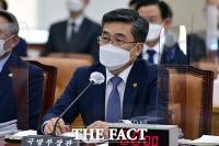 서욱 국방부 장관, 북 남성 월남 관련…