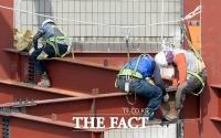 동국제강 부산공장서 또 사망사고…6.3t 코일에 낀 근로자 숨져