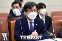 국회 출석한 엄재식 원자력안전위원장 [포토]