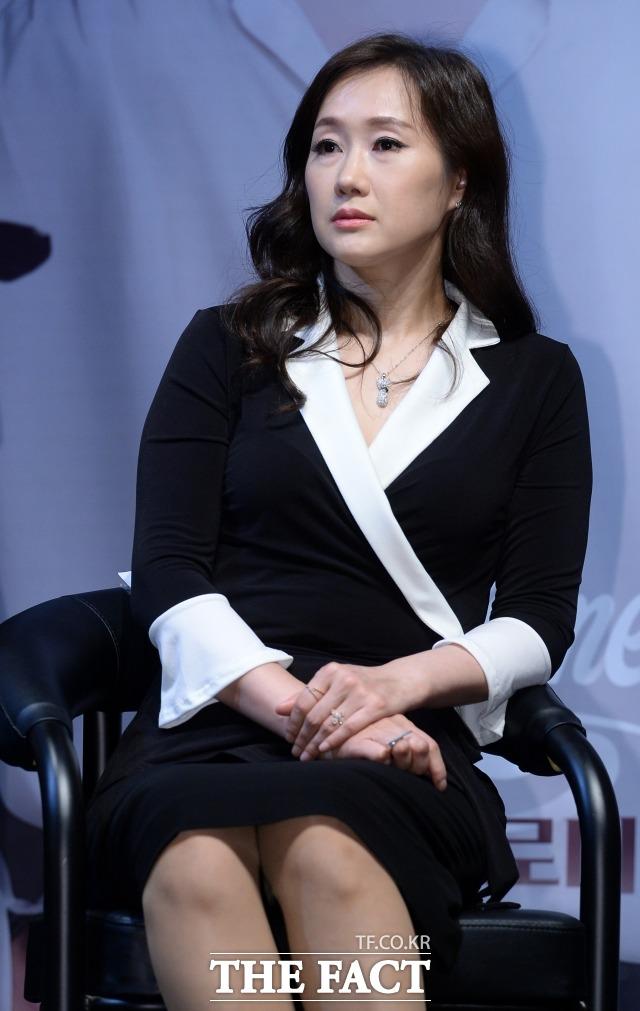 배해선이 tvN 단막극 박성실 씨의 사차 산업혁명에서 상담원 혜영 역으로 분한다. /더팩트 DB