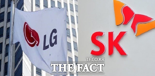 SK이노베이션과 LG에너지솔루션의 배터리 분쟁이 장기화할 전망이다. /더팩트DB