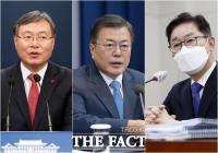[이철영의 정사신] 文 대통령의 '뜨거운 감자', 박범계의 '패싱 논란'