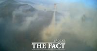 안동·예천·하동·영동 전국 곳곳 산불, '이틀째 이어지는 진화 작업' [TF사진관]