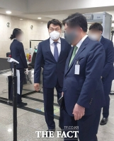 '산재 청문회' 간 최정우 포스코 회장
