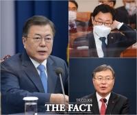 '사의 논란' 신현수, 일단 민정수석직 계속…'유임·교체' 미지수