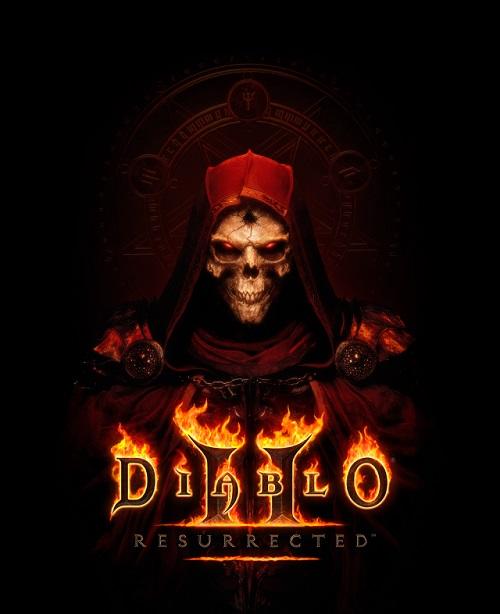 디아블로2: 레저렉션은 디아블로2와 확장팩 파괴의 군주를 리마스터했다. /블리자드 제공