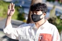 '선복무' 김호중, 4월 1일 논산훈련소 입소…군사훈련 받는다