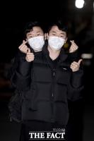 상호-상민, '이제는 쌍둥이 트로트 가수입니다!' [포토]