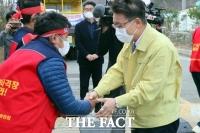 국민권익위 이정희 부위원장, 포항 수성사격장 소음·진동 피해현장 방문