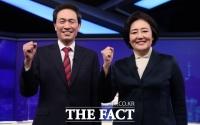 박영선 vs 우상호, '3·1절 승자'는 누구?