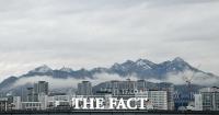 눈 덮인 북한산, 다시 돌아간 겨울 [TF사진관]