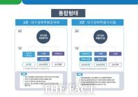 대구경북행정통합 '특별광역시' VS '특별자치도'
