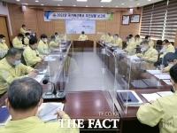 '8500억 원 목표' 익산시, 국가예산확보 추진상황보고회 개최