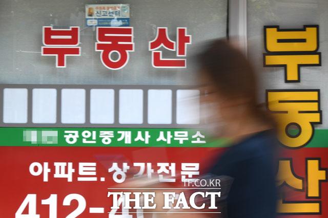 서울 아파트 전세가율, 임대차법 시행 5개월 만에 '하락'