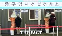 외국인근로자 선제검사 무더기 확진…기숙사 전수조사