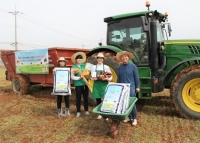 스타벅스, 7년간 우리 농가에 친환경 퇴비 4000t 지원