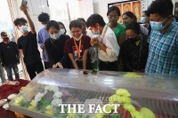 미얀마, 또 다시 유혈 참사...최소 38명 사망 [TF사진관]