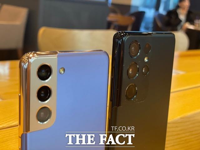 삼성 '갤럭시S21', 출시 첫 달 판매량 갤럭시S8 수준 회복