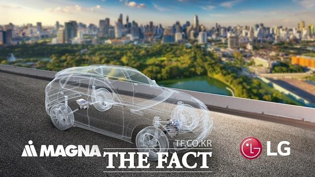 LG전자는 마그나 인터내셔널(마그나)과도 합작법인을 설립할 예정이다. /LG전자 제공