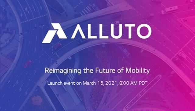 차량용 통합 인포테인먼트 시스템을 선보이는 알루토가 오는 15일 정식 출범한다. /LG전자 제공