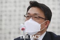 국회 법사위 출석한 김진욱 공수처장 [TF사진관]