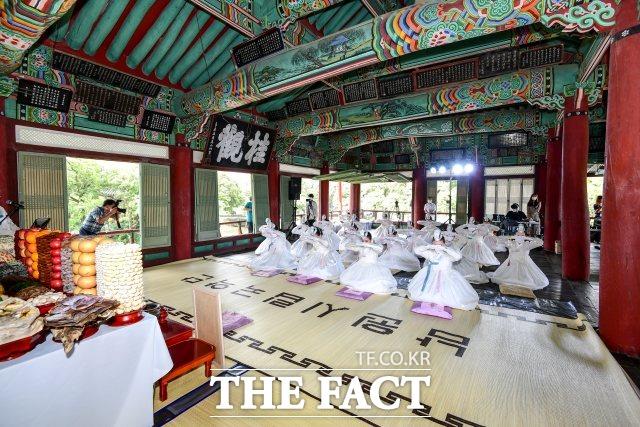 대한민국 전통축제인 제91회 춘향제가 코로나 장기화로 당초 계획보다 축소 개최될 예정이다. /남원시 제공