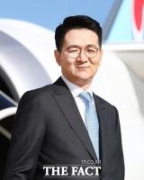 조원태 한진그룹 회장, 지난해 연봉 30억9800만 원 수령