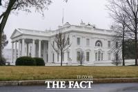 조기 게양한 백악관, '애틀랜타 총격' 희생자 추모하는 미국 [TF사진관]