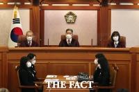 헌법재판소, 임성근 전 판사 '탄핵 심판' 시작 [TF사진관]