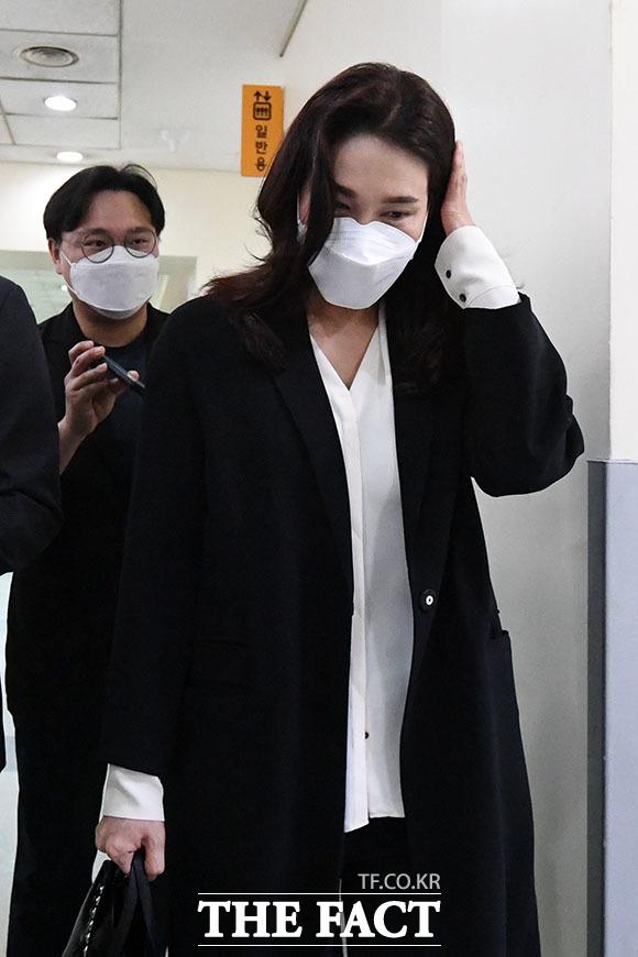 이서현 삼성복지재단 이사장과