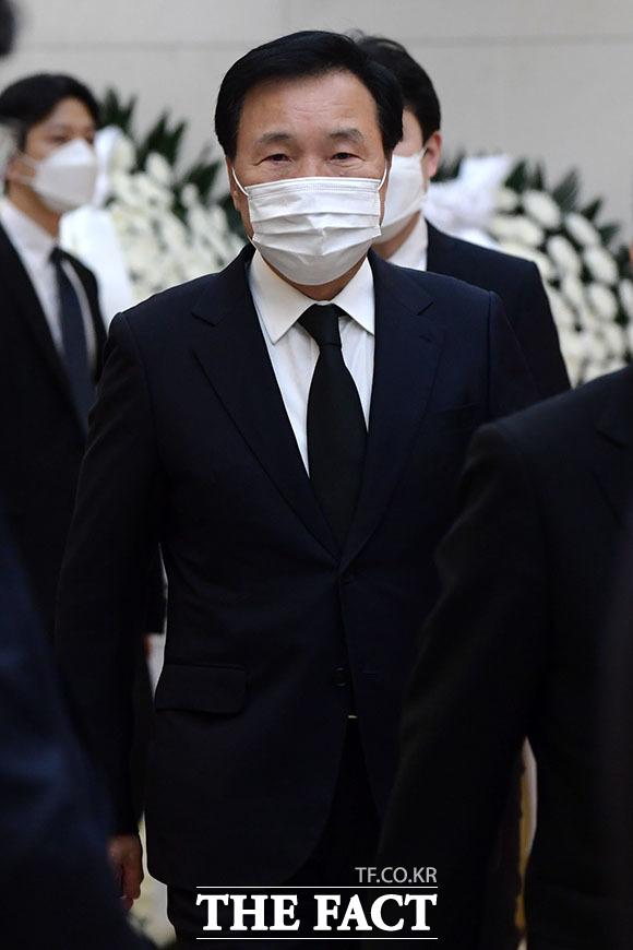 손학규 전 바른미래당 대표.