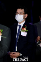 SSG 랜더스 창단식 참석한 강희석 이마트 대표 [포토]