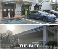 [국회의 탄소중립 실태<중>] 친환경차 사용율 7.7%…