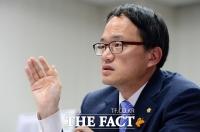 박주민, 임대료 9.3% 내려 재계약…송영길