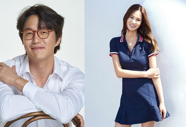 가수 성시경과 모델 이소라가 KBS Joy 새 프로그램 실연박물관 MC로 출연한다. 두 사람은 사연자들의 이야기에 귀 기울이는 공감 큐레이터로 활약할 예정이다. /에스케이재원, 이소라SNS 제공