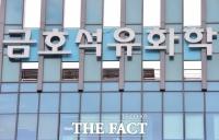 금호석유화학, 신임 대표이사로 백종훈 부사장 선임