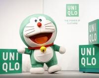 유니클로, 글로벌 지속가능성 앰배서더로 '도라에몽' 선정