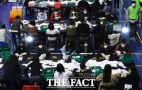 '서울시장은 누가 될까?'…4.7 재보궐선거 개표시작![TF사진관]